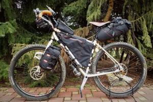 Brašny pro BikePacking