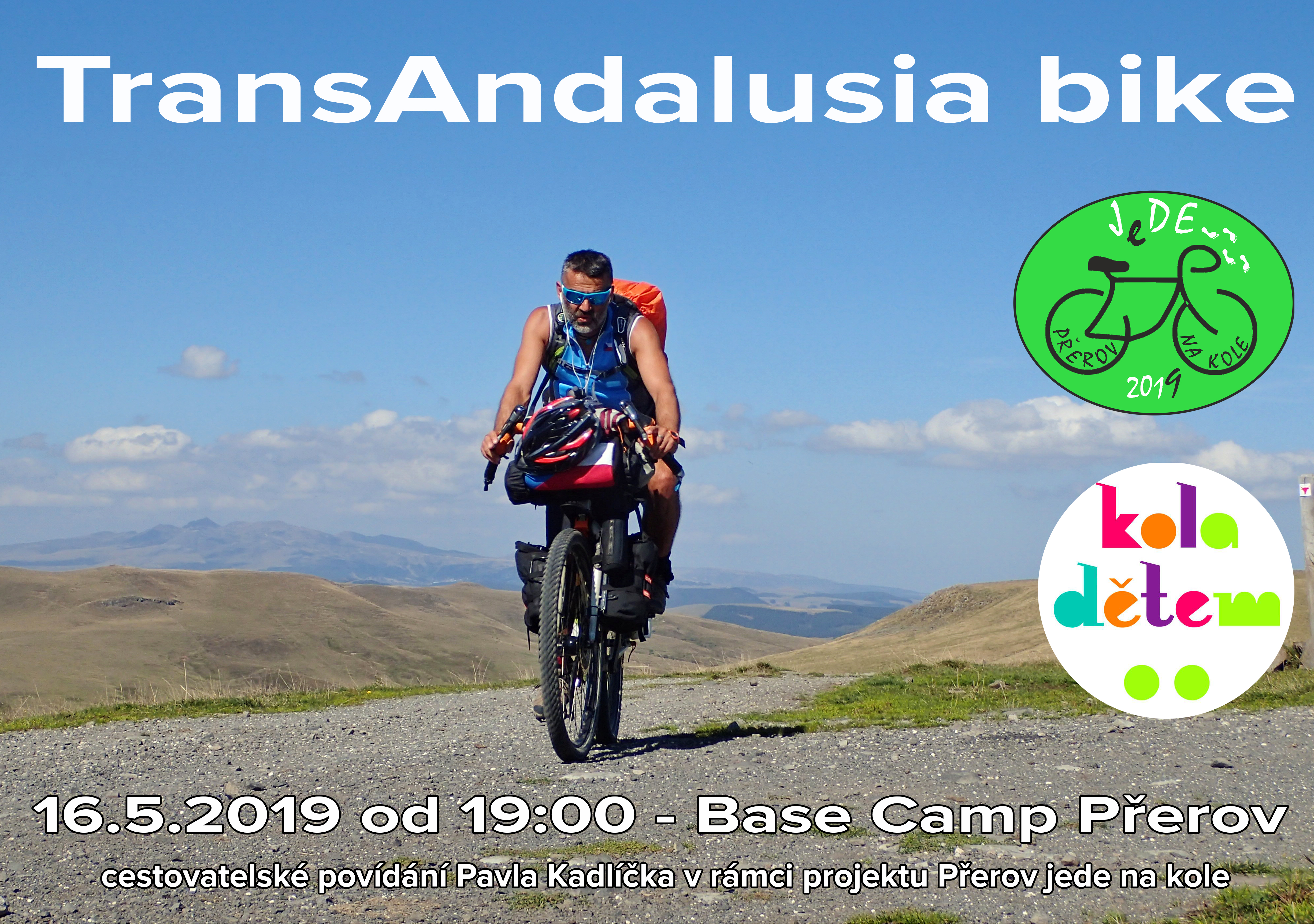 plakát beseda Base Camp3