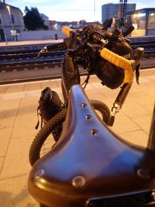 Trans Republica bike -  part II