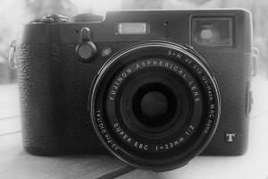 Fujifilm X100T & Olympus TG4