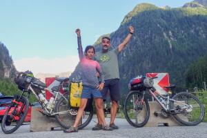 AlpeAdria bike 2021( Europe)